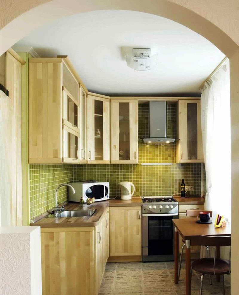 Кухонный стол для маленькой кухни 1