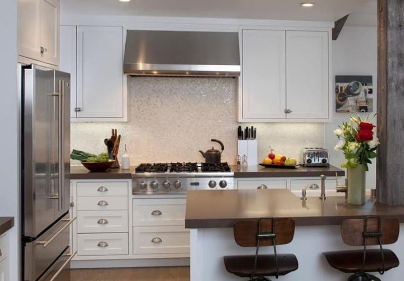 Кухонный стол для маленькой кухни 4