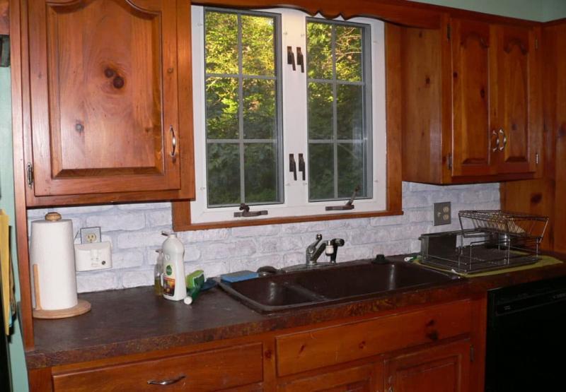 Окно на кухне 3
