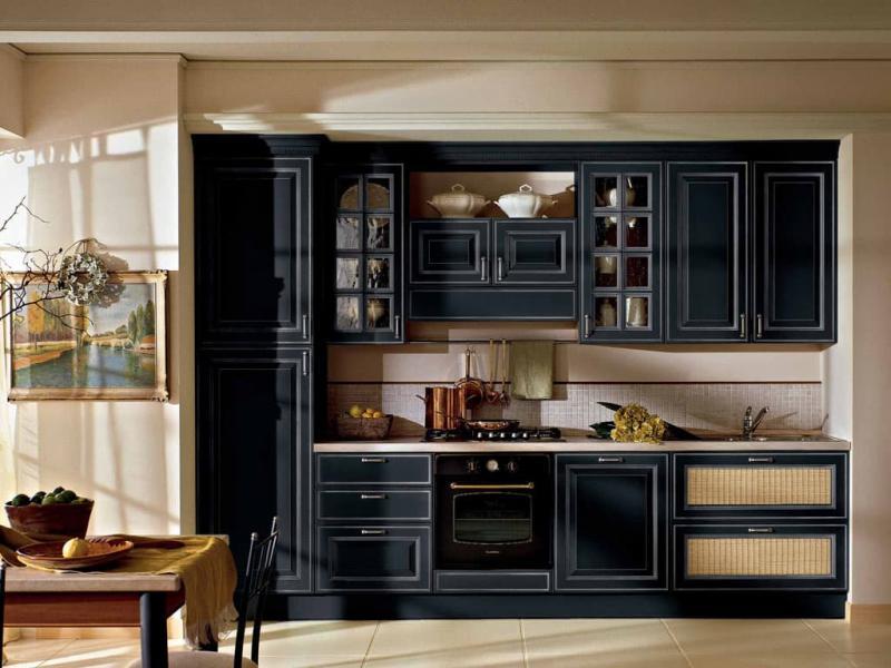 Шкаф-пенал для кухни 3