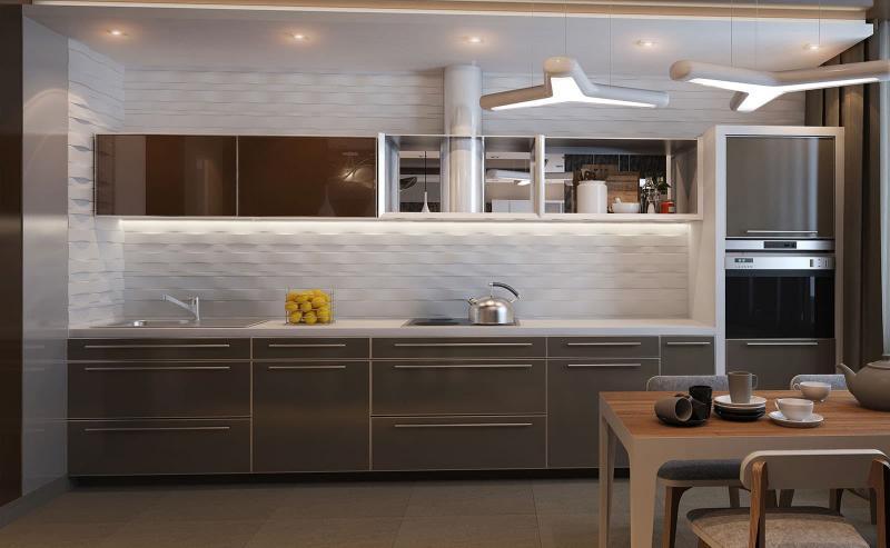 Стеновая панель для кухни 2
