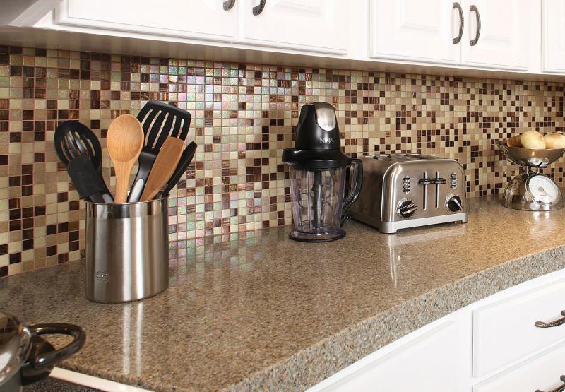 Столешница для кухни из агломерата