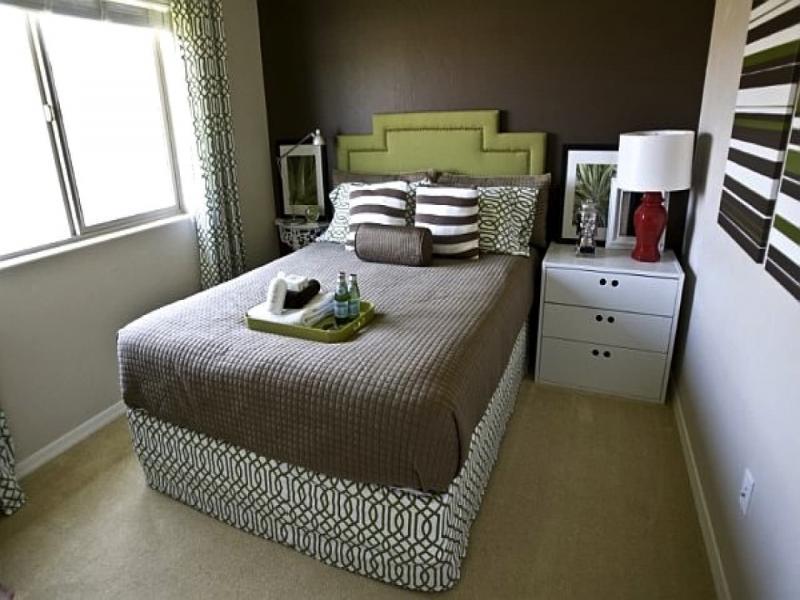 Шторы для маленькой спальни 5
