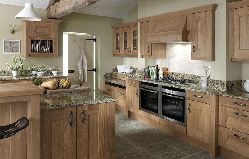 кухонные обои кантри 1 1