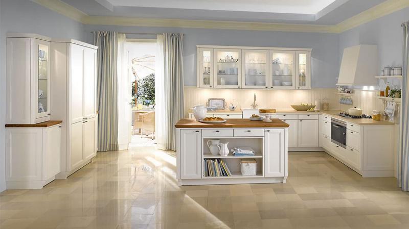 кухонные обои кантри 2