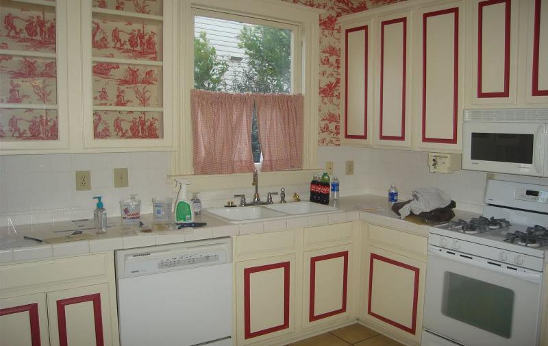 кухонные обои минимализм 10