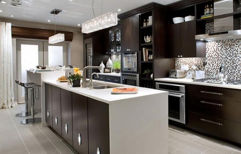 кухонные обои модерн 1 1