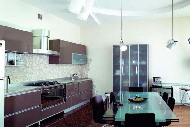 кухонные обои модерн 9 1