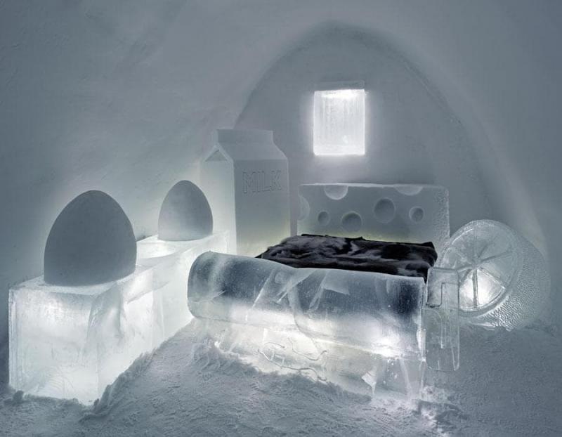 Апартаменты Снежной Королевы 3