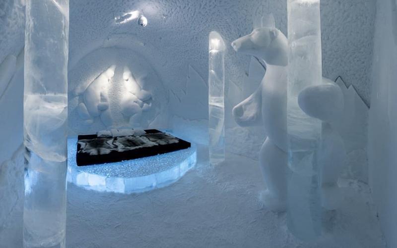 Апартаменты Снежной Королевы 4