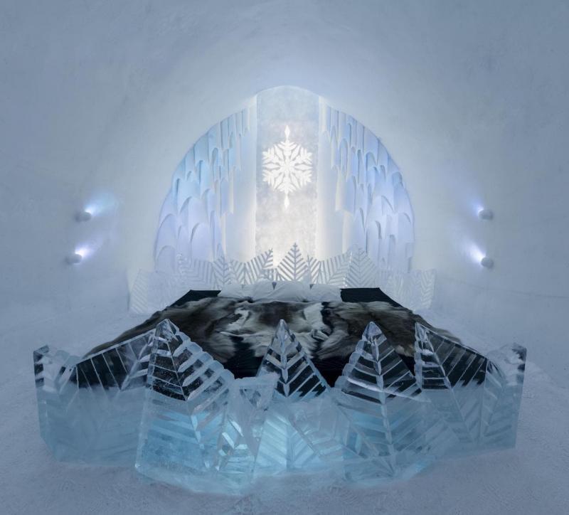 Апартаменты Снежной Королевы 7