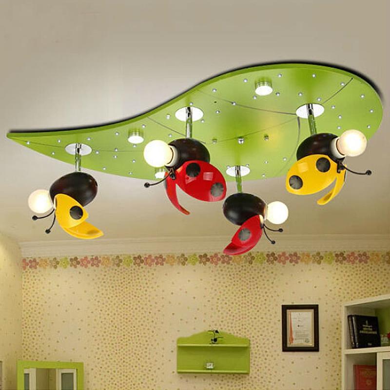 Дизайн потолка из гипсокартона для детской 10