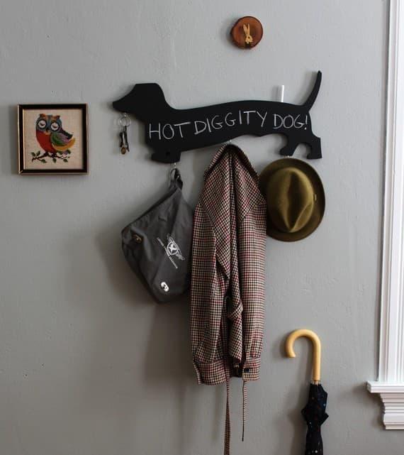 Вешалка-Такса для одежды