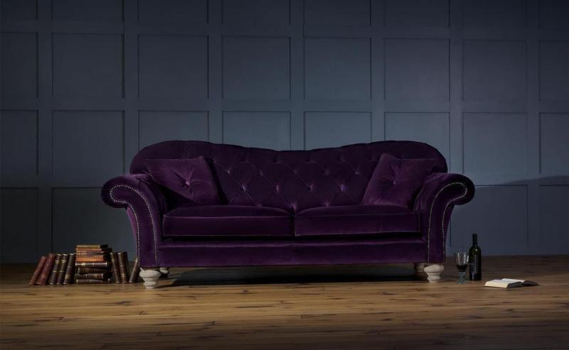 Бархатная обивка мебели 2018 3
