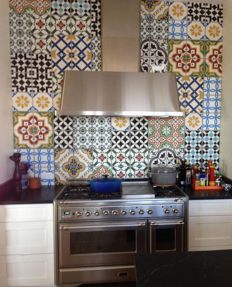 Дизайн кухонного фартука 2018 2