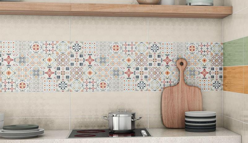 Дизайн кухонного фартука 2018 3