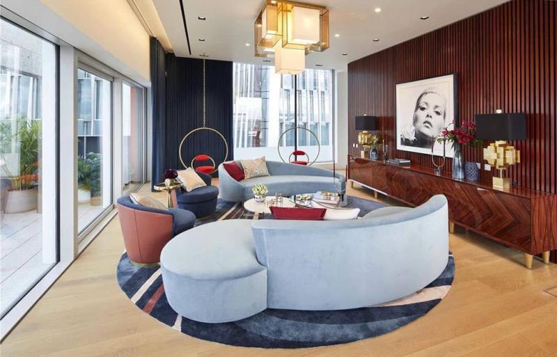 Дизайн мягкой мебели 2018 1