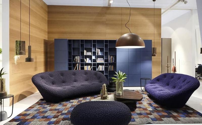 Дизайн мягкой мебели 2018 3