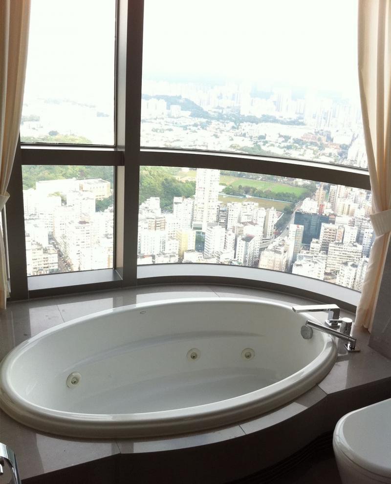 Модная ванная комната 2018 5