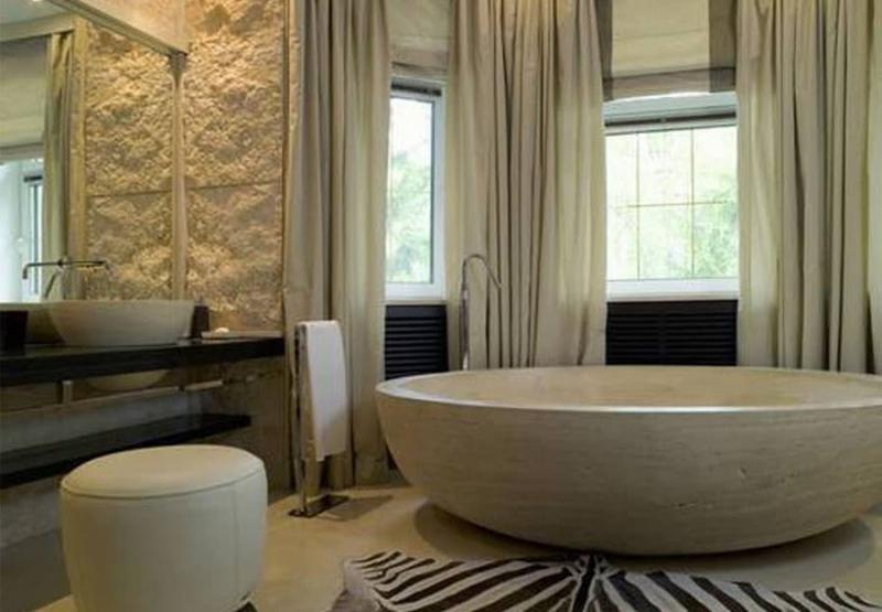 Модная ванная комната 2018 6
