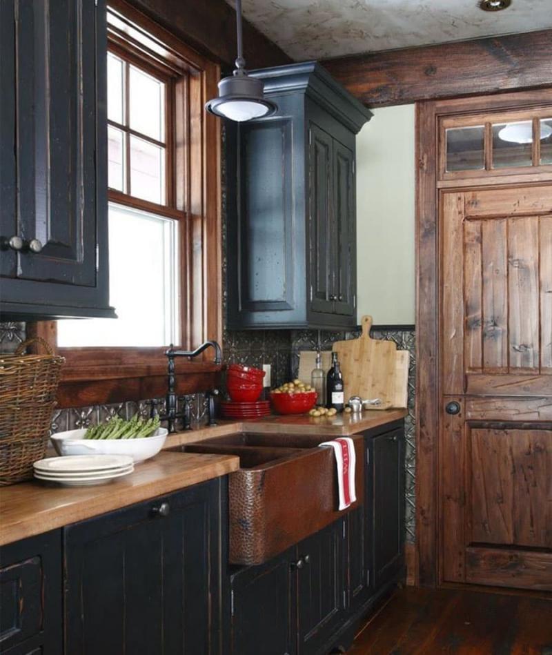 Темная кухня 4