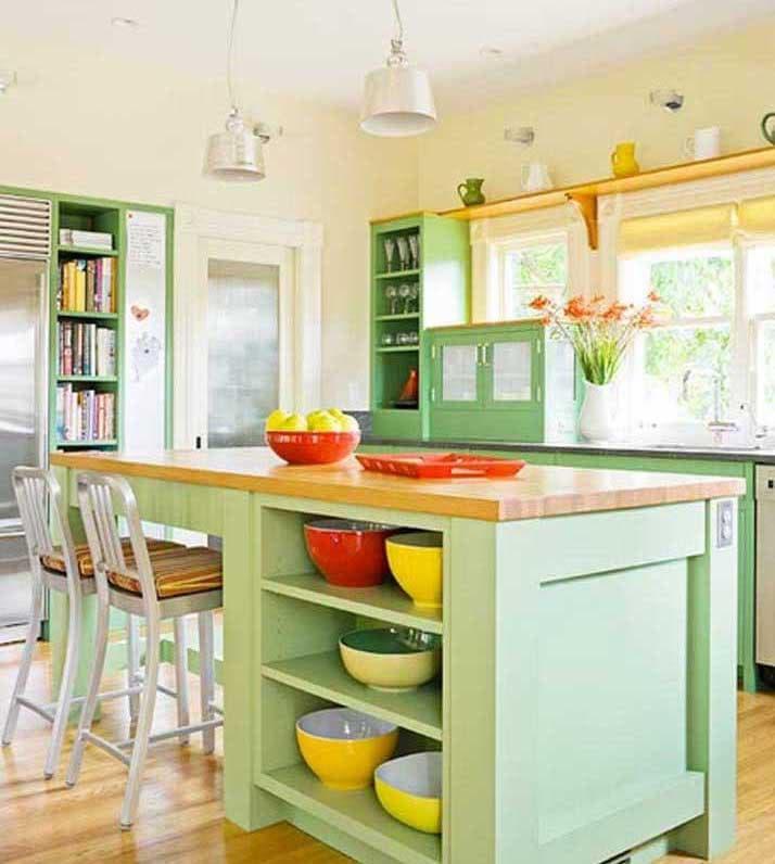 Яркая кухня 4