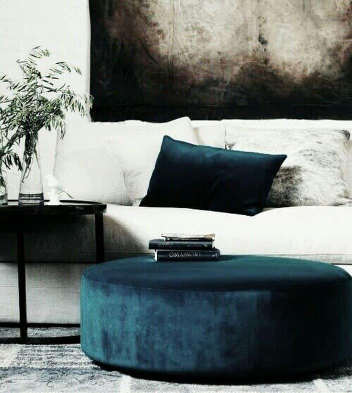 Бархатная обивка мебели 1