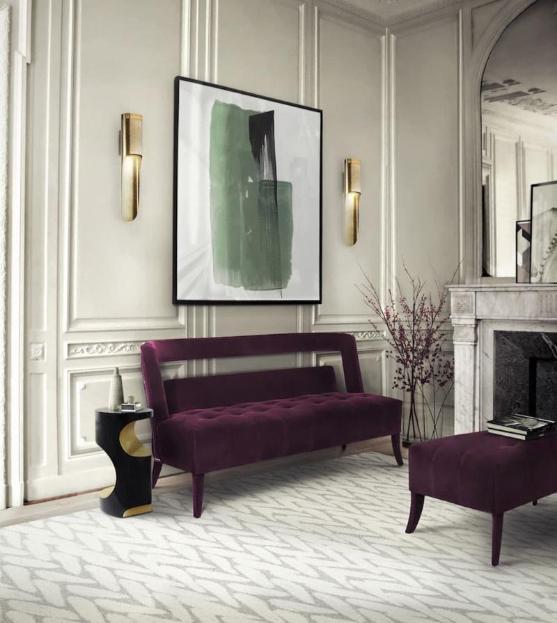Бархатная обивка мебели 4