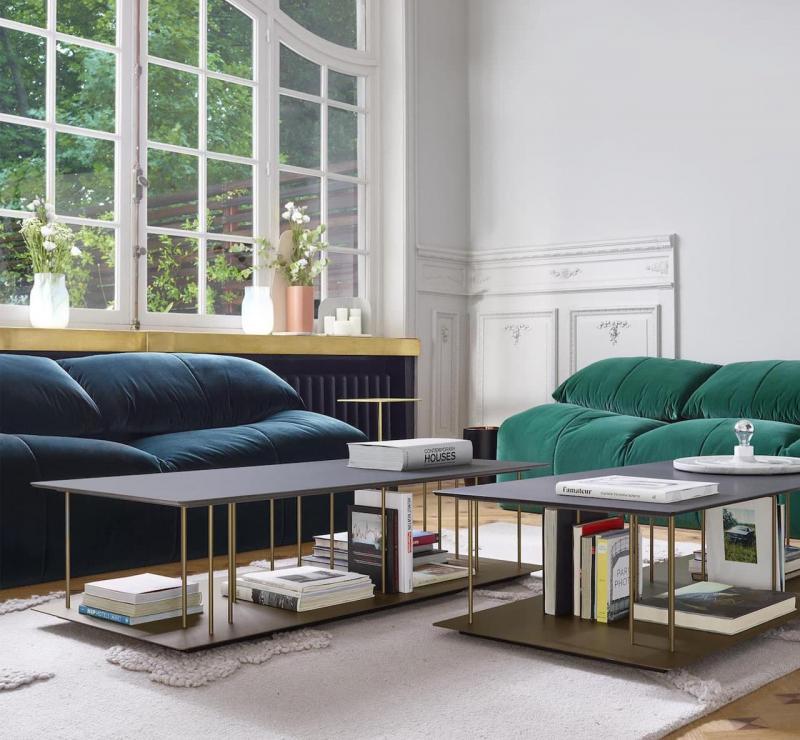 Яркая мебель для гостиной 1
