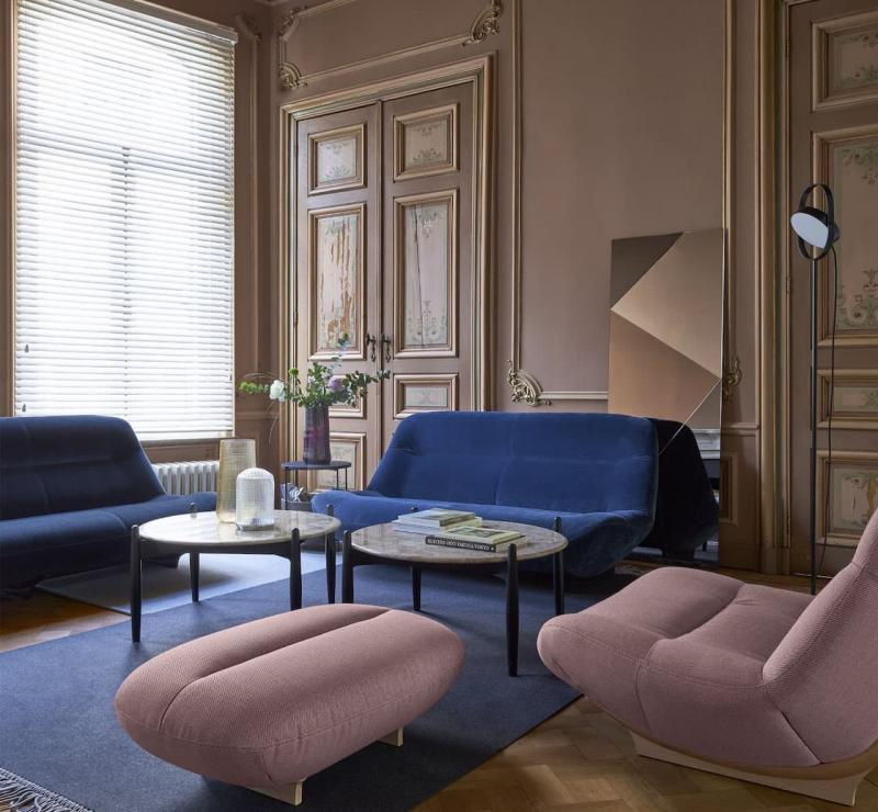 Яркая мебель для гостиной 2