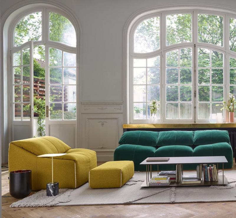 Яркая мебель для гостиной 5