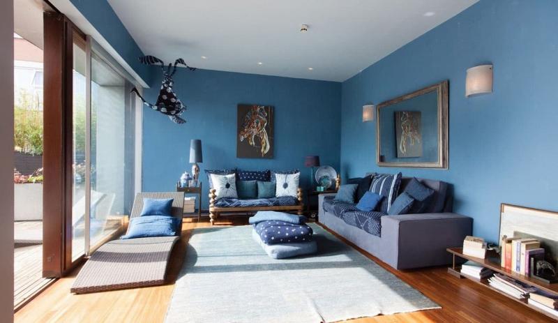 Дизайн интерьера гостиной 8