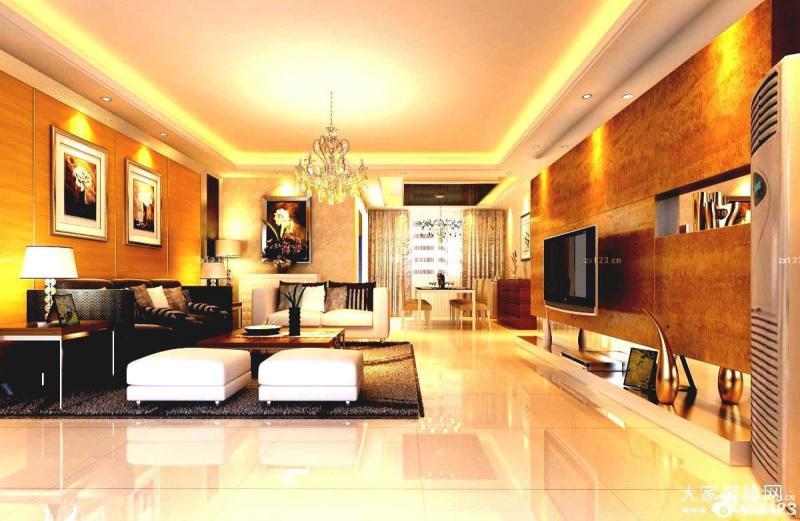Дизайн интерьера гостиной 9