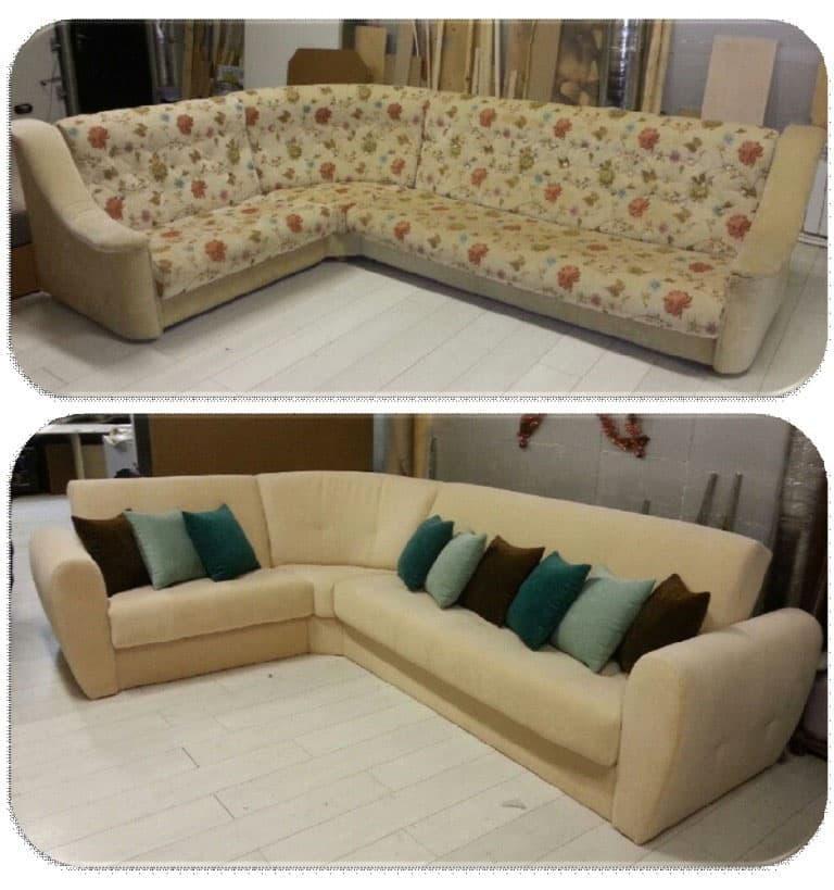 Новая жизнь старого дивана 2