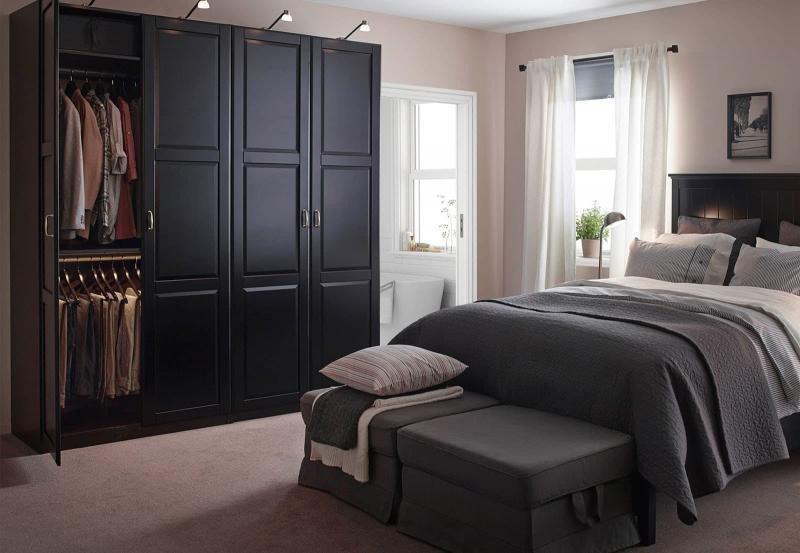 Черная мебель 2