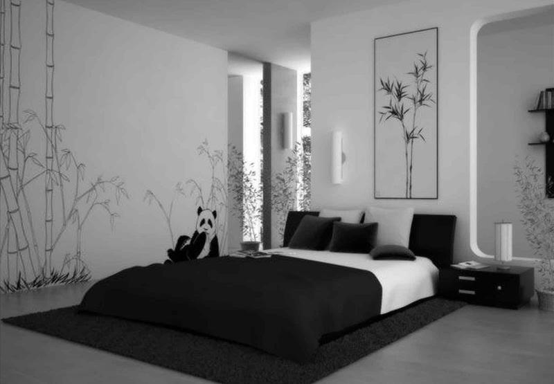 Черная мебель 5