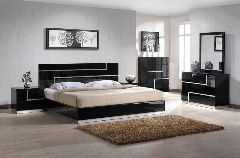 Черная мебель 6