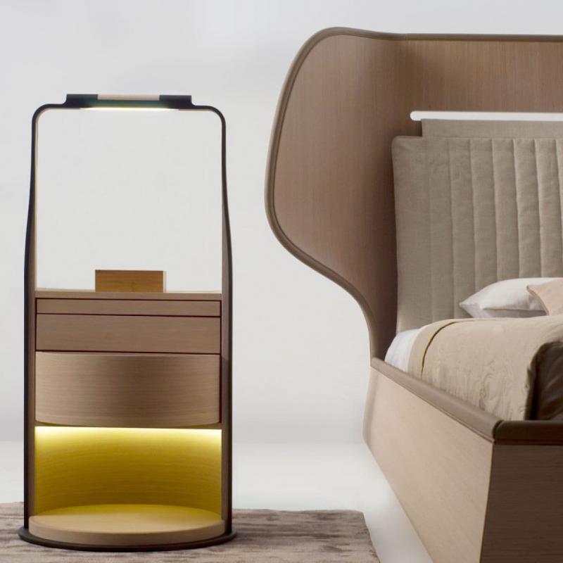 Дизайнерская прикроватная тумбочка 3