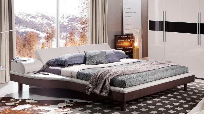 Кровать без изголовья 3