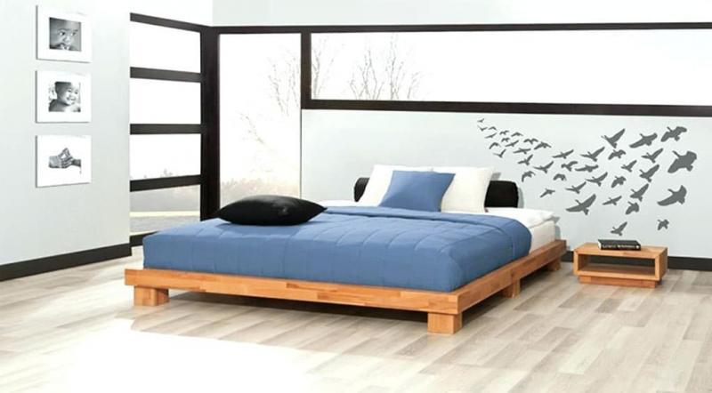 Кровать без изголовья 6