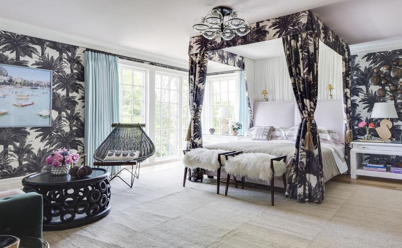 Кровать с балдахином 3