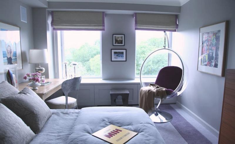 Спальня с зоной для общения 6