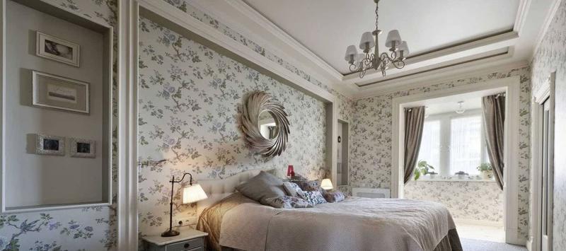 Аксессуары для спальни в стиле прованс 2