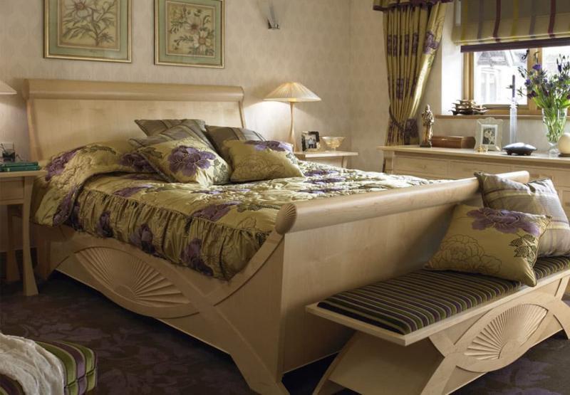 Аксессуары для спальни в стиле прованс 4