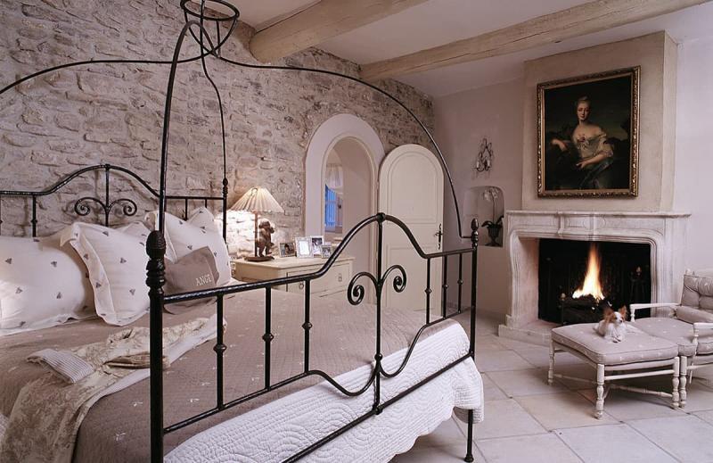 Материалы для спальни в стиле прованс 7