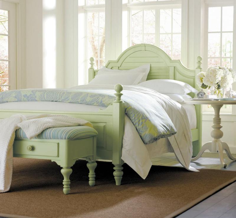 Мебель для спальни в прованском стиле 6