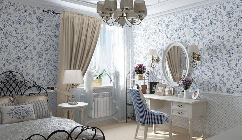 Мебель для спальни в прованском стиле 7
