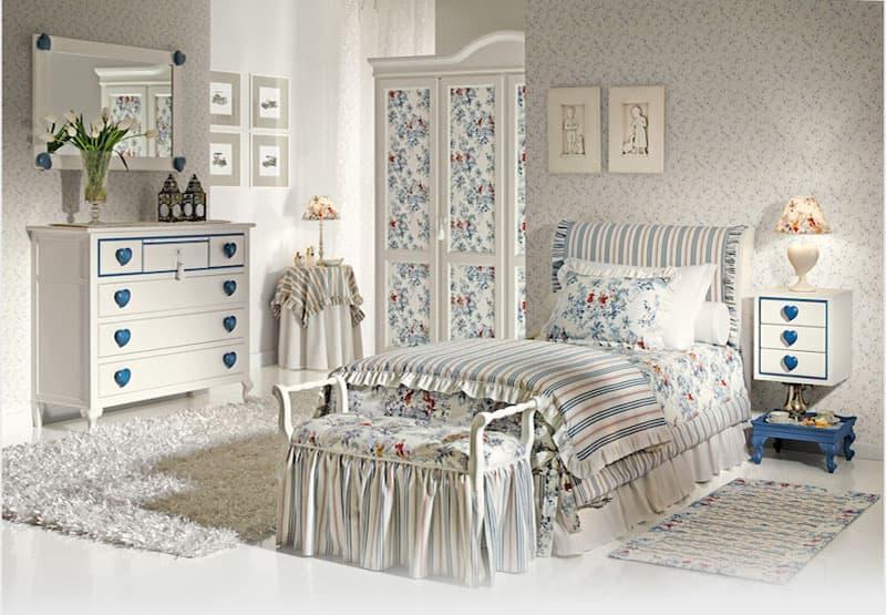Мебель для спальни в прованском стиле 8