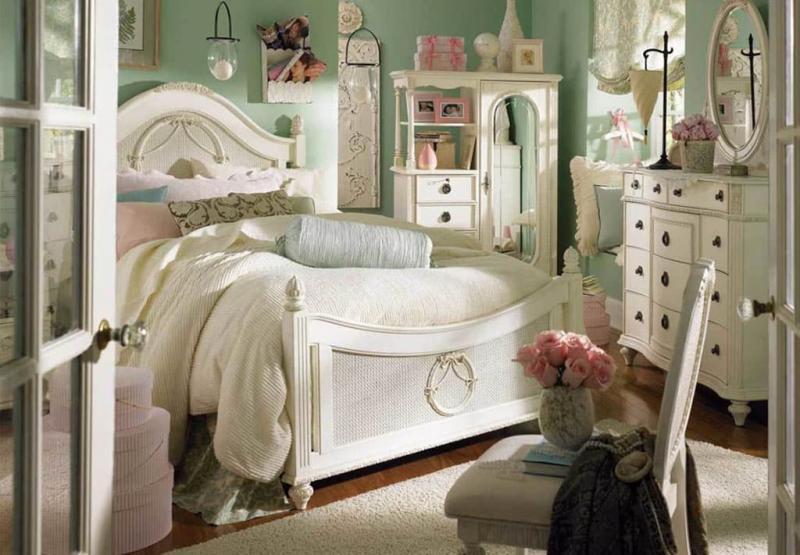 Прованская спальня своими руками 3