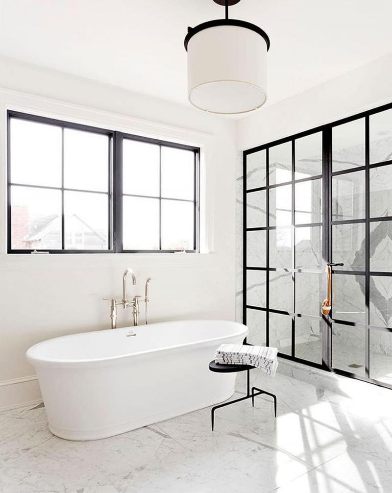 Отдельно стоящая ванна 5